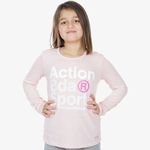 Body Action Longsleeve T-Shirt