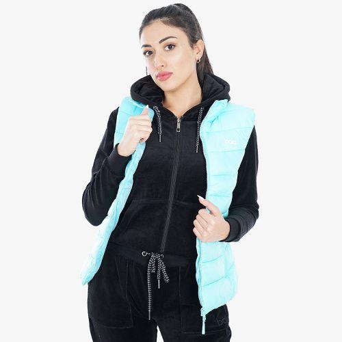 Body Action Lightweight Puffer Vest