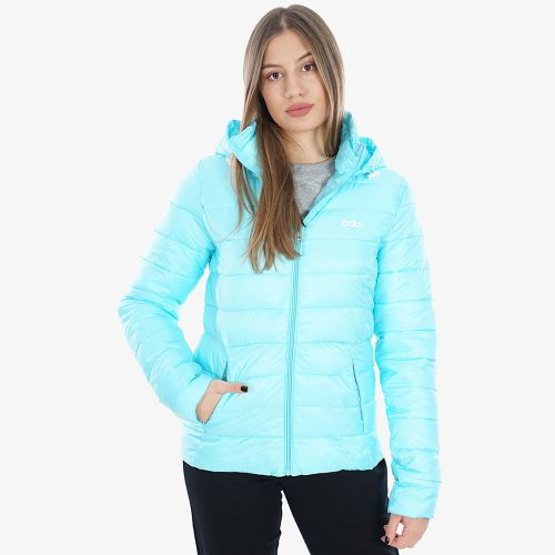 Body Action Puffer Jacket With Hood