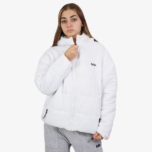 Body Action Loose Fit Jacket With Hood