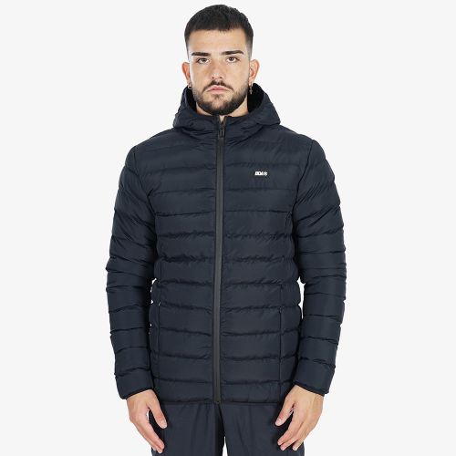 Body Action Quilted Jacket With Hood