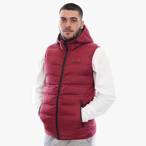 Body Action Zip-Through Quilted Vest