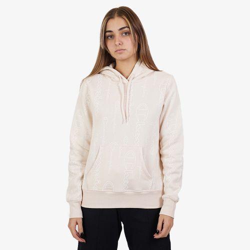 Champion Women Hooded Sweatshirt