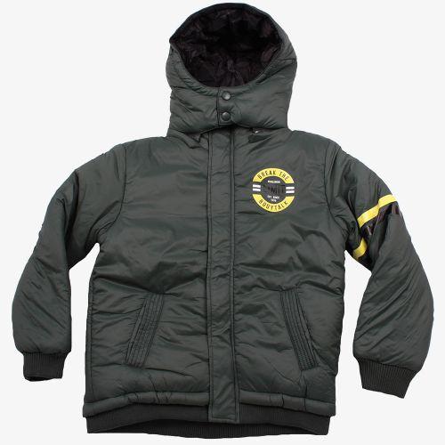 Body Talk Hooded Jacket