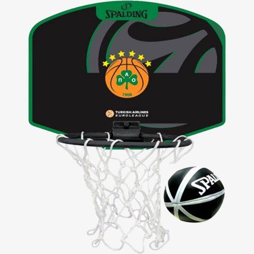 Spalding Euro League Panathinaikos Micro Mini