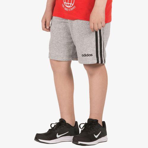 Adidas Essentials 3-Stripes Knit Shorts