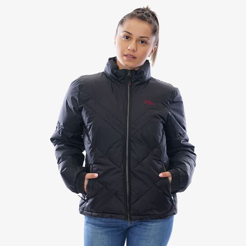 Emerson Women's P.P. Down Jacket With Roll-In Hood