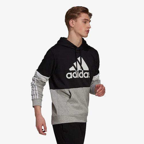 Adidas Essentials Fleece Colorblock Hoodie