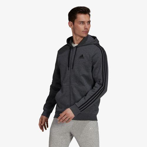 Adidas Essentials Fleece 3-Stripes Full-Zip