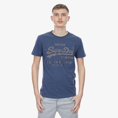 Superdry VL Shirt Shop Bonded Tee